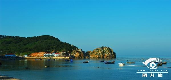 作品:渔村夕照 拍摄景地:庄河寿龙岛            票数:675