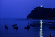 夜色大王岛
