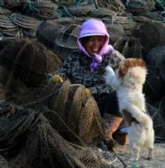 海岛渔家女